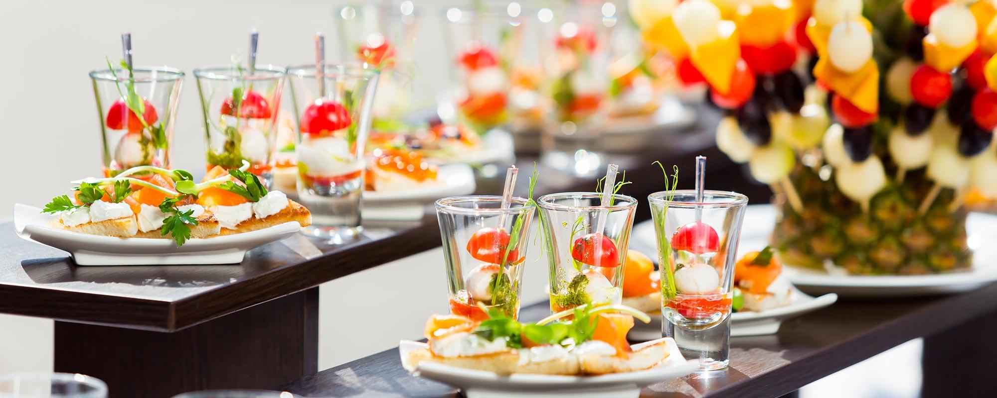 Fleischerei und Feinkost Sygusch - Catering Service Fingerfood - Bielefeld